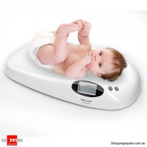 Digital Baby Scale - Up to 20KG Suit for The First Year Baby and Pets