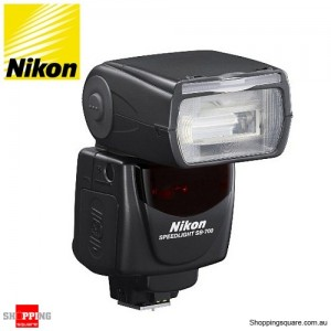Nikon SB-700 AF Speedlight Flash Light Flashgun Shoe Mount for Digital Cameras DSLR