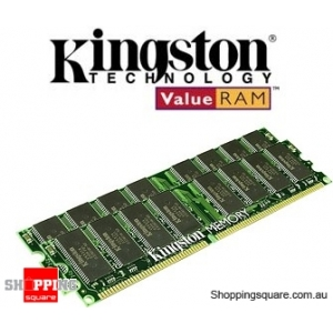 Kingston 8GB (4GB x2) DDR3 1333MHz Non-ECC CL9 Desktop Ram Kit