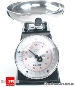 Retro Style Kitchen Scales - 5kg