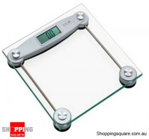 Camry Electronic Personal Glass Scales - 150KG