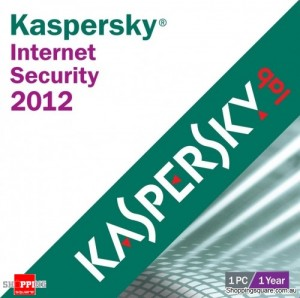 Kaspersky Internet Security 2012 1 USER 1 Year