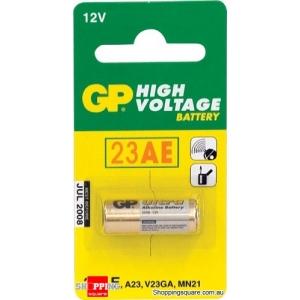 GP 23AE 12V Alkaline Battery