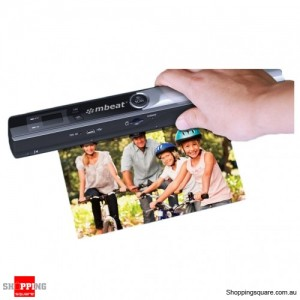 mbeat Portable Image and Document Receipt scanner