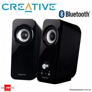 Creative T12 Bluetooth Wireless Stereo Speaker Black High Quality