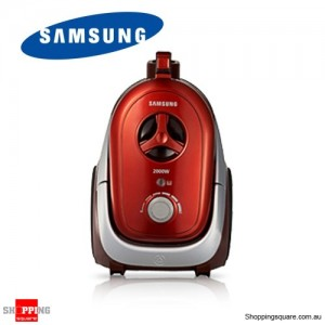 Samsung SC6780 Twin Chamber 2000W Bagless Vacuum Cleaner