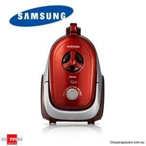 Samsung SC6780 Twin Chamber 2000W Bagless Vacuum Cleaner