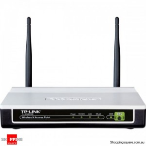 TP-LINK TL-WA801ND Wireless N Access Point Router
