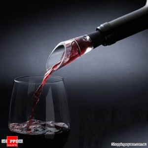 Portable Wine Pourer, Aerator Spout Decanter