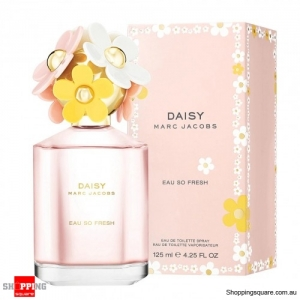 Daisy Eau So Fresh by Marc Jacobs EDT 125ml For Women