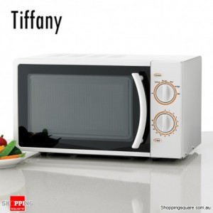 Tiffany Compact 17Litre 700Watts Manual Microwave