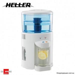 HELLER 5L Water Filter & Chiller Dispenser with Plastic Tank