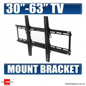 "30-63"" Tilt TV Mounting Bracket for LED, LCD, Plasma Wall Mount"