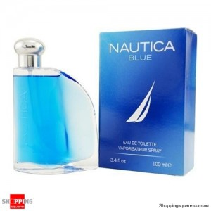 Nautica Blue By NAUTICA 100ml EDT Spray Perfume For Men
