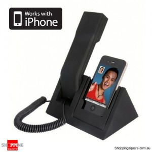 Multifunctional Mobile Phone Handset Docking for iPhone and Smart phones