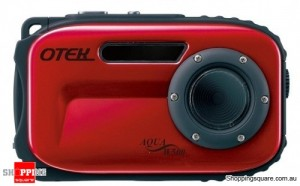 Otek Underwater Digital Video Camera, 5MP WaterProof up to 10 Meters