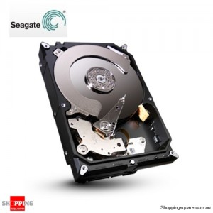 Seagate 500GB ST500DM002 SATA III Hard Drive - 7200rpm HDD