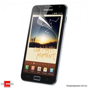 Screen protector for Samsung Galaxy Note i9220