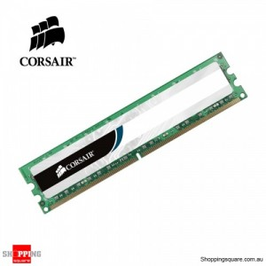 Corsair 4GB 1333Mhz CL9 DDR3 Ram Memory
