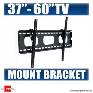 Universal TV Wall Mount Tilt Bracket for 37''-60'' LED/Plasma/LCD TV