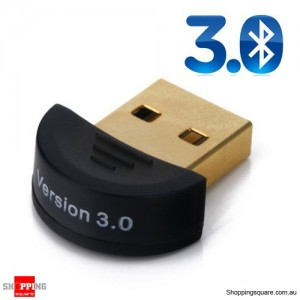 Version 3.0 V3.0 Mini USB Wireless Bluetooth Dongle Adapter Win7 64 32 Vista