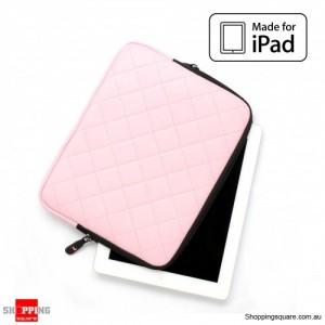 Apple iPad Air soft Sleeve Skin Case Carry Bag - Pink Colour