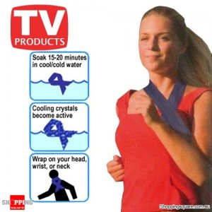 Handy Koolers- Neck Cooler Wrap