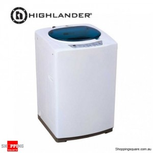 Highlander 5KG Top Loading Washing Machine