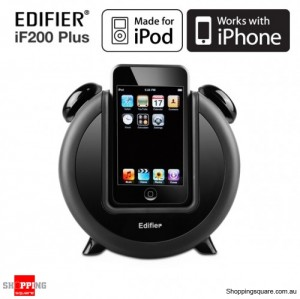 Edifier IF200 Plus iPhone iPod Alarm and Speaker Dock