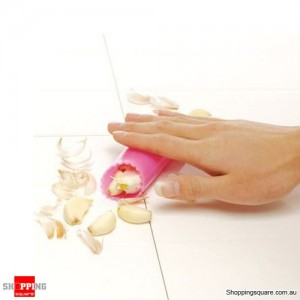 New Magic Silicone Garlic Peeler Peel Easy Kitchen Tool