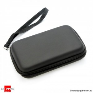 Portable Hard Carrying Case for 2.5 Portable External Hard Drive