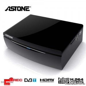 Astone MP-300T 1080p HDMI USB2.0 DVB-T