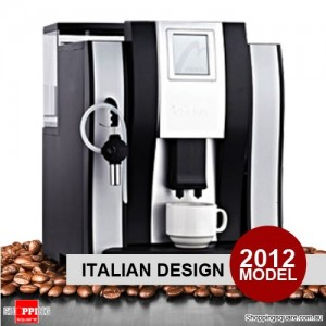Melisse Grand Crema Fully Automatic Touch Screen Coffee Machine