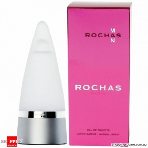 Rochas Man 100ml EDT Spray For Men Perfume
