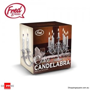 Fred & Friends Cake Centrepiece- Cake Candelabra