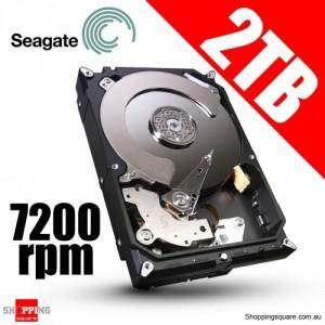 "Seagate ST2000DM001 2TB 3.5"" Hard Disk Drive"