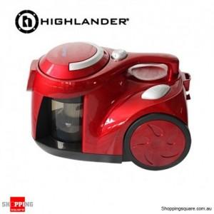 Highlander 2000W Bagless Cyclonic Vacuum Cleaner