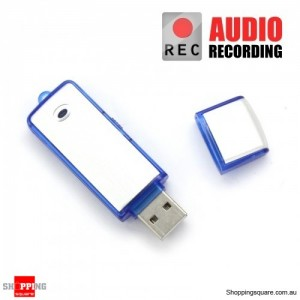 4GB Spy Recorder USB Flash Drive