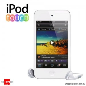 NEW Apple iPod Touch 8GB 4G MP3 MP4 Player Touchscreen White