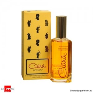 Ciara 100% 68ml EDC Spray By Revlon For Women Perfume