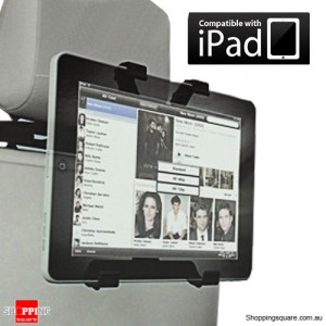 iPad Universal Car Backrest Mounting Grip Holder - Also Support Android Tablet PC