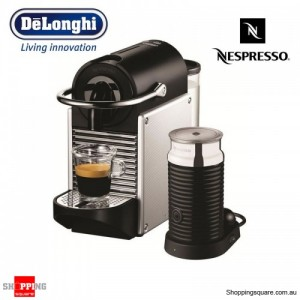 Delonghi Pixie Nespresso Coffee Machine EN125SPlus