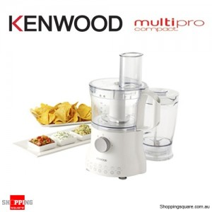 KENWOOD FP220 750W Multi-Pro Compact Dual Food Processor
