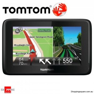 "Tom Tom GO 2050 5"" GPS with World Maps"