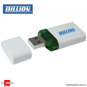Billion BiPAC 3011N USB Wireless 11N Adaptor