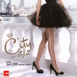 12D Full Tights Pantyhose TZ8343