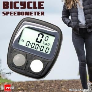 LCD Cycling Bike Bicycle Cycle Computer Odometer Speedometer Waterproof