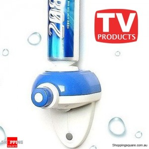 Automatic Toothpaste Dispenser - Touch Auto Squeeze Out