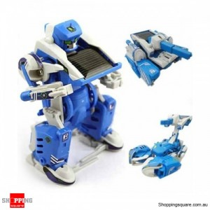 3 in 1 Educational Assembly Solar Toy Robot Tank Kit
