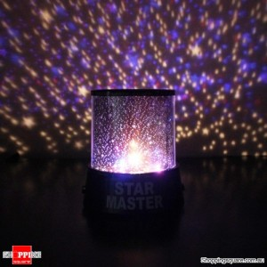 Amazing Sky Star Master Projector Lamp Night Light